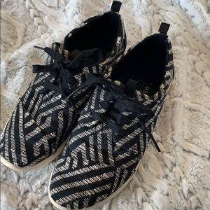 Toms Aztec Print Sneakers